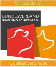 Logo Bundesverband Rind und Schwein e.V. (BRS)